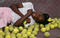 You love the sensation of opening a new pack of balls and the smell that comes along with it.   21 Things Tennis Players Know To Be True