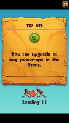 手机游戏界面设计《疯狂的康嘉罗》GUI_gameui_点击查看原图