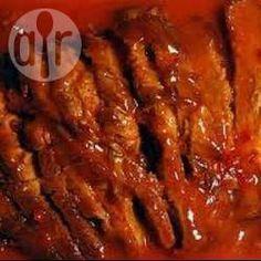 Foto recept: Babi pangang (de enige echte)