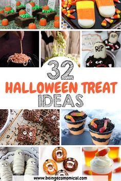 32 Halloween Treat Ideas - ECO•MOM•ICAL