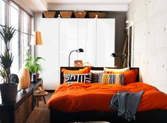 safari bedroom.