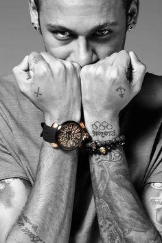 Neymar Jr Wallpapers, Sports Wallpapers, Neymar Jr Tattoos, Neymar Barcelona, Paris Saint Germain Fc, Neymar Pic, Cristino Ronaldo, Fc B, National Football Teams
