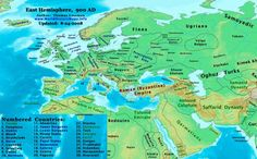 2000 bc 1800 bc 1300 bc the beginning of the middle ages is a europe and the near east 900ad worldhistorymapsfo publicscrutiny Images