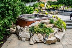 Bullfrog spas long island hot tub Huntington built in spa
