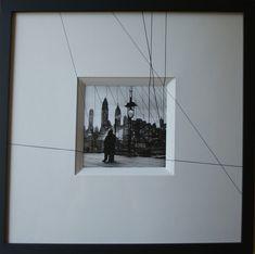 Cours d'encadrement d'Art lavis cartonnage vente d'oeuvres originales décoration - Galerie expo