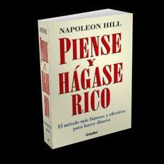 INVERSIÓN Y NEGOCIOS PARA HACER DINERO: E-Book Piense y hágase rico de Napoleon Hill descargar PDF GRATIS