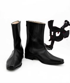 Telacos P5 PERSONA5 The Animation Ren Amamiya Protagonist Cosplay Shoes Boots Custom Made