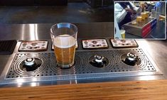 Bottoms up! Video shows 'upside down pump' pouring beer in REVERSE