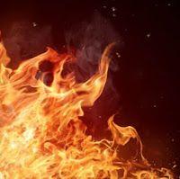 تفســــــير الاحــــــــــلام النار في المنام Fire Man Set Image