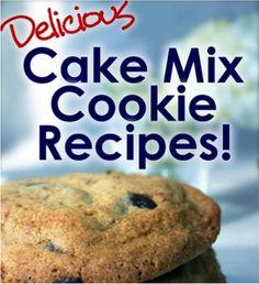 FREE e-Cookbook: Delicious Cake Cookie Recipes!