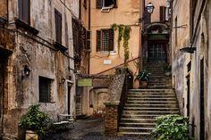 Vicolo Roma vecchia...