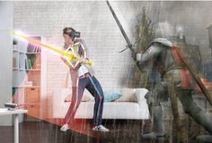 VicoVR- Teleport Your Body Into Virtual Reality!   Indiegogo