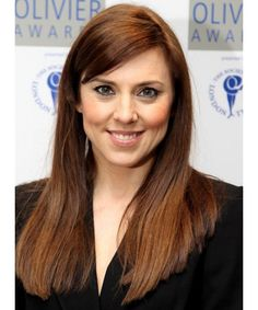 NO - Classical Beautiful Mel C Long Straight Cut Wig With Bangs