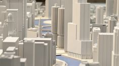 Chicago Model · Exhibitions · Chicago Architecture Foundation - CAF