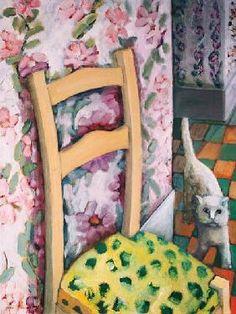 Francine Stork Trembley - Le chat 1
