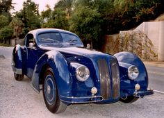 '56 Jaguar Aerodyne Coachbuilt Coupe