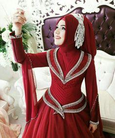 My Babysitter, Wonderful Picture, Muslim Women, Victorian, Culture, Costumes, Bride, Pictures, Wedding