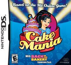 Cake Mania / Game