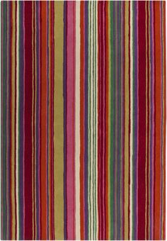Striped Scion rug from Surya (SCI11-58)