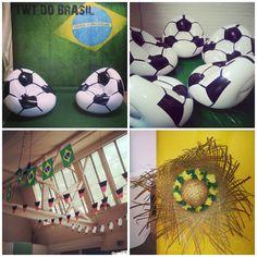 """Morgen ist bei uns #Sommerfest angesagt! Passend zum WM-Sommer unter dem Motto """"TWT Do #Brasil"""". Wir freuen uns drauf!"""