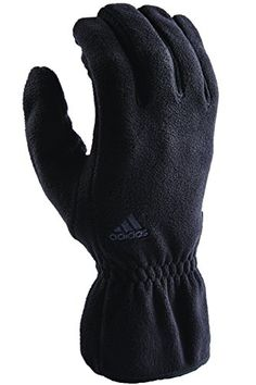 adidas Comfort Fleece Gloves, Black, Medium/Large: Adidas Comfort Fleece is  a must have glove for every man, women and child. Ultra soft micro fleece  glove ...