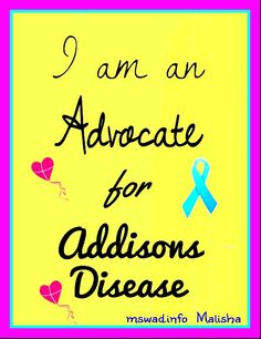 Advocates for Addisons Disease