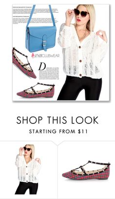 """""""AMICLUBWEAR 12/I"""" by amra-mak ❤ liked on Polyvore featuring Anja and amiclubwear"""