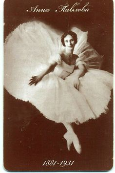 2001 Anna Pavlova Russian Ballet Ballerina Phonecard not Postcard Vintage Ballerina, Vintage Dance, Russian Ballet, Russian Art, Ballet Russe, Anna Pavlova, Old Photography, Ballet Photos, Art Story