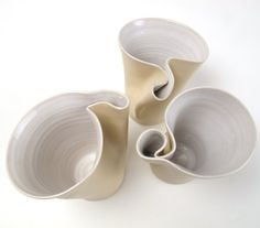 Handmade mugs to fit the curves of your hand.