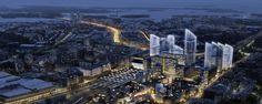 Helsinki High-rise Cover Image