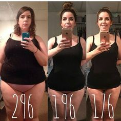 The Best 55 Weight Loss Transformations That You Will Have Ever Seen! There's no motivation to lose weight quite like seeing the results you can achieve right in front of you. These weight loss transformations are some o. Transformation Du Corps, Female Fitness Transformation, Weight Loss Transformation, Weight Loss Meals, Best Weight Loss, Weight Loss Journey, Weight Loss Tips, Losing Weight, Weight Loss Program
