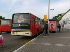 """Rembrandt and his contemporaries Exhibition"" of Sabanci Museum. It is a public transportation ad. which is cleverly designed and also public oriented."