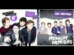 Don't Stop - Little Black Dress | 5 Seconds Of Summer - One Direction (Mashup) ❤