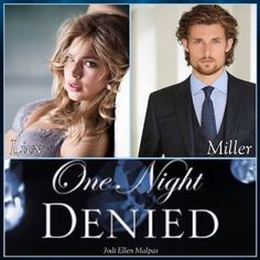 One Night Denied One Night Trilogy Book 2 by Jodi Ellen Malpas One Night Promised, Night Trilogy, The Special One, Book Boyfriends, First Night, Teaser, Erotic, It Cast, Romance