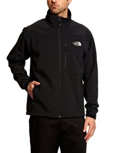 Amazon.com: The North Face Apex Bionic Soft Shell Jacket - Men's: Sports & Outdoors