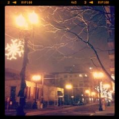 Foggy Night for a Drive :: The Pearl