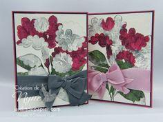 Sweet Floral, Stampin'UP, Jardin de papier, Spotlight