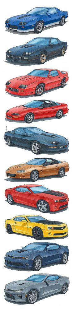 Camaro Transformation!                                                                                                                                                                                 More