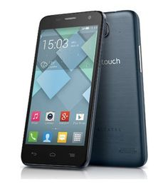 """UNLOCKED Alcatel OneTouch Idol Mini 6012A Google Android Phone, Front and Rear Camera, 5MP, 4.3"""" LCD, LED Flash, NEW, BULK PACKAGED, 2G GSM 850/900/1800/1900MHZ, 3G HSPA 850/1900/2100MHZ"""