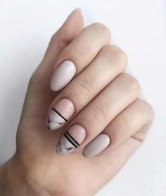 Semi-permanent varnish, false nails, patches: which manicure to choose? - My Nails Classy Nail Designs, Beautiful Nail Designs, Nail Art Designs, Nails Design, Beautiful Beautiful, Manicure, Pedicure Nails, Gel Nagel Design, Nagel Gel