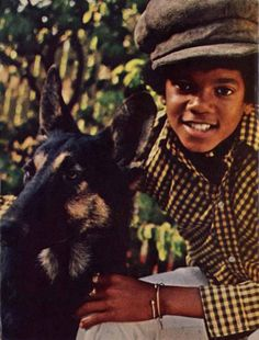 Both Michael and this dog are too cool for you.