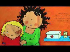 Wannes gaat naar school - Digitaal prentenboek Digital Story, School Birthday, Back 2 School, School Themes, School Pictures, Bedtime Stories, Apps, Childrens Books, Videos