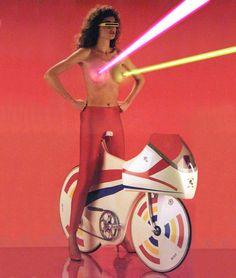 Laser Boobs!