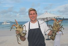 Superstar Australian chef Curtis Stone!