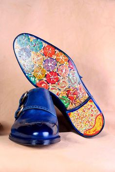 Alexander Nurulaeff - The colour of my sole  #JustBuyTheShoes