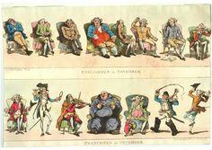 Englishmen vs Frenchmen