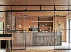 60'ER VILLA RENOVERING - RENOVER prisen Villa, Pantry Design, Smart Home, Ideal Home, Bungalow, New Homes, Interior Design, Architecture, Room