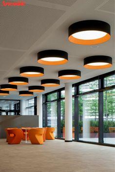 Office design lighting Tagora_Artemide