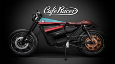 ECR aka Electric Cafe Racer is designed as a perfect daily commuter or weekend cruiser. From teenager to veteran. From cruising to racing. This is an outstanding bike that will surpass your riding dreams.   eBay!