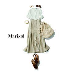 Fashion Mode, Office Fashion, Work Fashion, Asian Fashion, Fashion Looks, Womens Fashion, Chic Outfits, Summer Outfits, Fashion Outfits